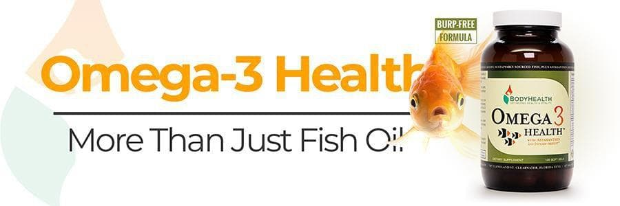 Omega-3 Health: More Than Just Fish Oil