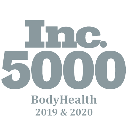 BodyHealth.com, LLC. is an Inc. 5000 company