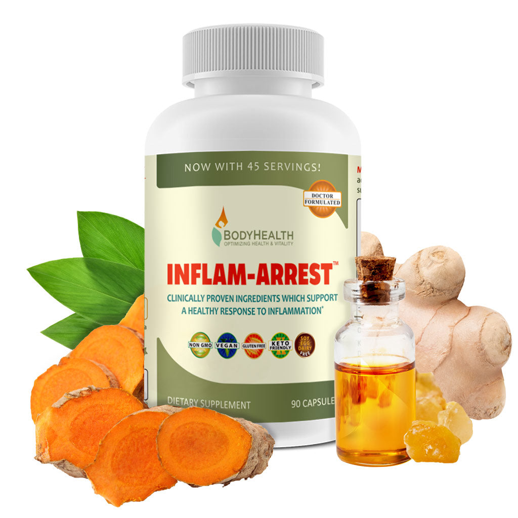 BodyHealth's Inflam-arrest