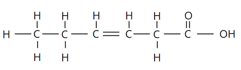 Elemental makeup of Monounsaturated Fats