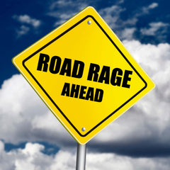 Road Rage Street Sign