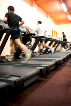 BodyHealth - Team Member CJ Hitz - Treadmill Workouts