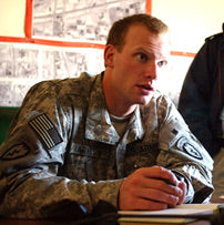 Major Edward Arntson - US Army Rangers