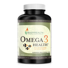 Omega 3 Health Fish Oil with Astaxanthin and Inflam-Arrest