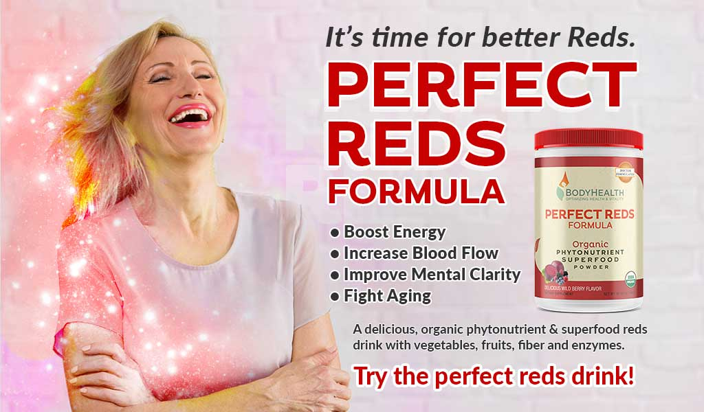 Try Perfect Reds - It's Perfect For Everyone