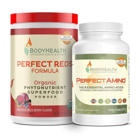 Performance Energy Stack - Perfect Reds and PerfectAmino