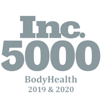 BodyHealth is one of America's Fastest-Growing Private Companies from INC 5000 2019