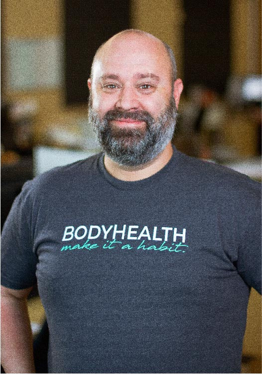 Dave Scott Operations Manager of BodyHealth