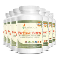 NSF Certified PerfectAmino 300 Count Bottle 12 Pack
