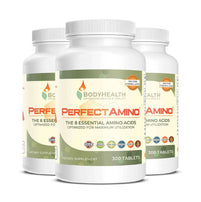 NSF Certified PerfectAmino 300 Count Bottle 3 Pack