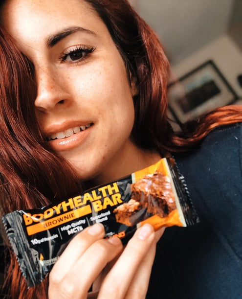 Sierra with the new BodyHealth Bars
