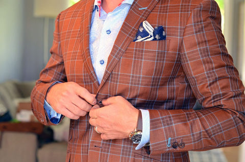 Bespoke Edge Suits
