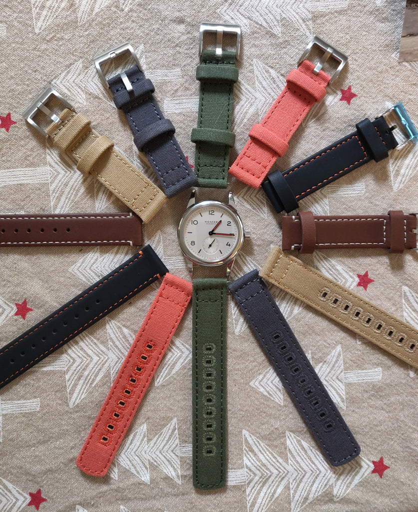 watch bands collection