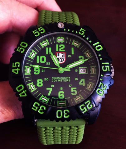 Luminox 3050 Navy Seal