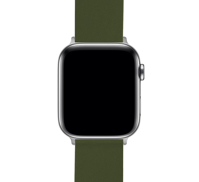 Apple Watch | Silicone | Army Green