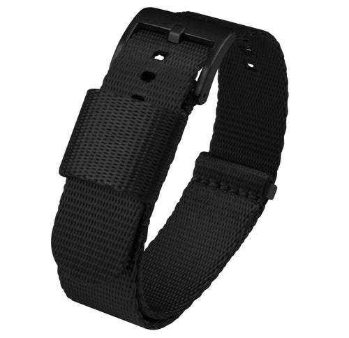 Black | Jetson NATO Style - Barton Watch Bands