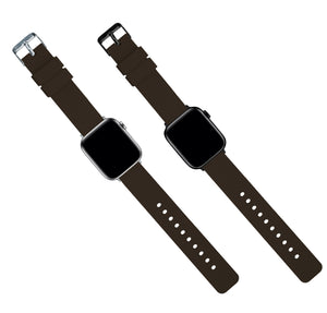 Apple Watch | Silicone |Brown