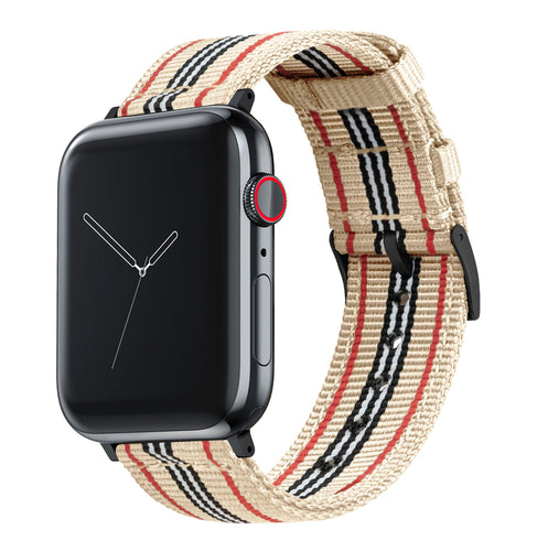 Apple Watch | Two-piece NATO Style | Retro - Barton Watch Bands