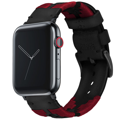 Apple Watch | Gaucho | Crimson & Black