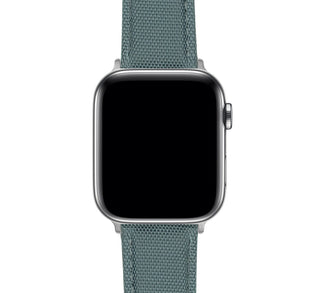 Load image into Gallery viewer, Apple Watch | Slate Grey Sailcloth