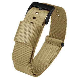 Load image into Gallery viewer, Khaki Tan | Jetson NATO Style - Barton Watch Bands