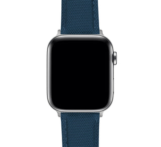 Load image into Gallery viewer, Apple Watch | Navy Blue Sailcloth