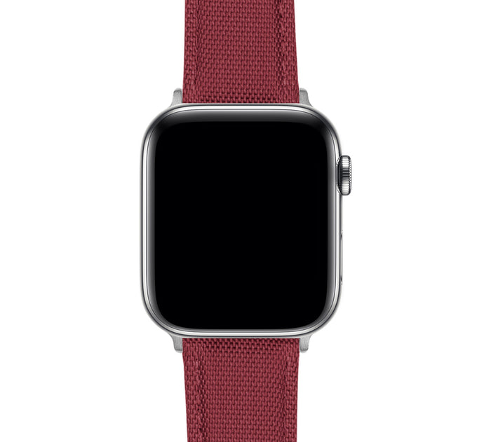 Apple Watch | Red Raspberry Sailcloth