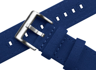 Load image into Gallery viewer, Gear S3 Classic & Frontier | Royal Blue Canvas - Barton Watch Bands