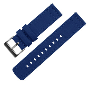 Fossil Gen 5 | Royal Blue Canvas