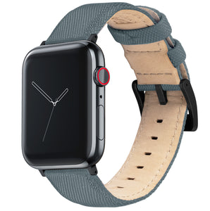 Apple Watch | Slate Grey Sailcloth
