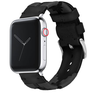Load image into Gallery viewer, Apple Watch | Gaucho | Smoke & Black