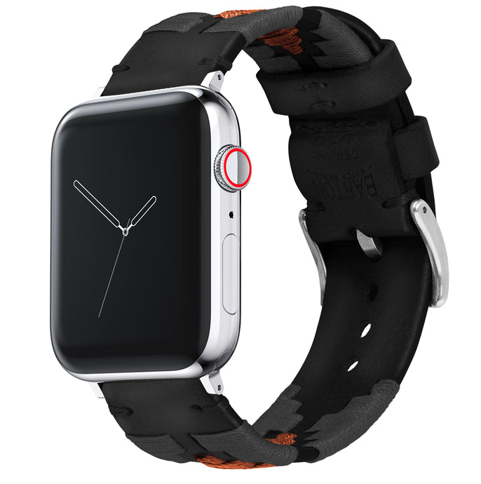 Apple Watch | Gaucho | Smoke & Orange