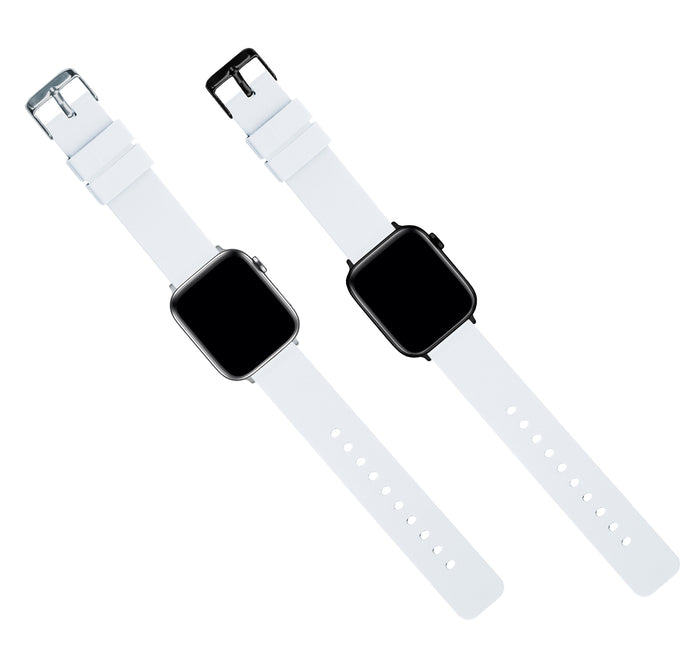 Apple Watch | Silicone | White