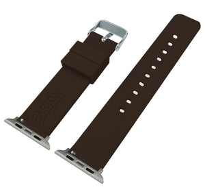 Apple Watch | Silicone |Brown Apple Watch Bands Barton Watch Bands