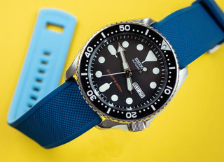 Load image into Gallery viewer, Flatwater | Elite Silicone Elite Silicone Barton Watch Bands