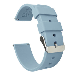 Load image into Gallery viewer, Fossil Sport | Silicone | Soft Blue Fossil Sport Barton Watch Bands 41mm Fossil Sport Stainless Steel