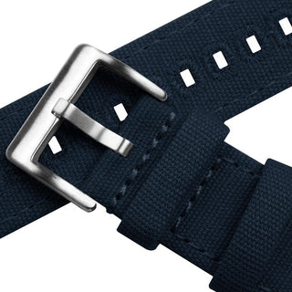 Load image into Gallery viewer, Gear S2 Classic | Navy Blue Canvas Gear S2 Classic Watch Band Barton Watch Bands