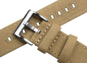 Khaki | Crafted Canvas - Barton Watch Bands
