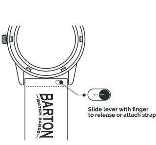 Load image into Gallery viewer, Mobvoi TicWatch | Black Canvas - Barton Watch Bands