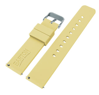 Load image into Gallery viewer, Mobvoi TicWatch | Silicone | Happy Yellow Mobvoi TicWatch Barton Watch Bands