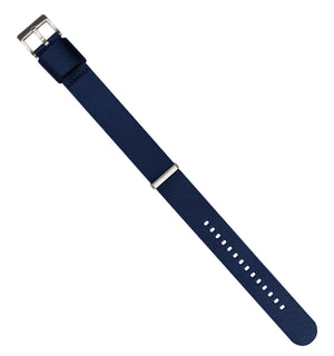 Load image into Gallery viewer, Navy Blue | Jetson NATO Style - Barton Watch Bands