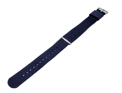 Navy Blue | Nylon NATO Style NATO Style Nylon Strap Barton Watch Bands