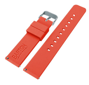 Pebble Smart Watches | Silicone | Roarange Pebble Band Barton Watch Bands