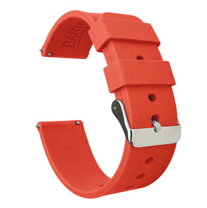 Pebble Smart Watches | Silicone | Roarange Pebble Band Barton Watch Bands Pebble Classic | Time | Time Steel (22mm band)