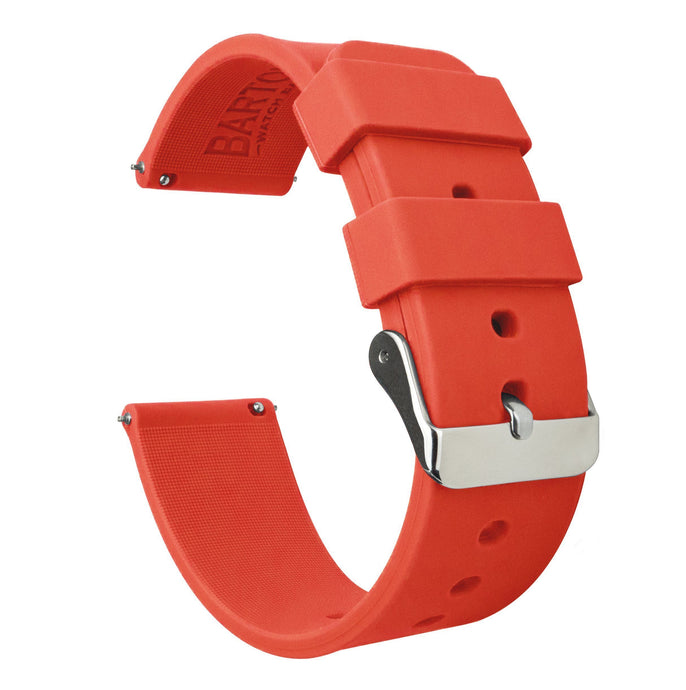 Roarange | Soft Silicone Quick Release Silicone Watch Band Barton Watch Bands