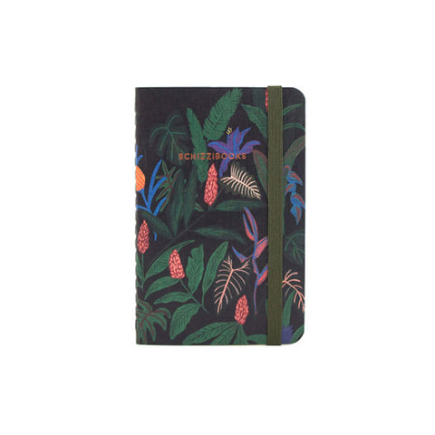 Sketchbook Mini Pocket  - Floresta