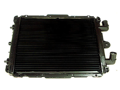 355 Right Side Radiator