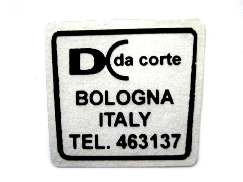 """DC da corte"" Sticker"