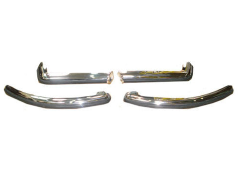 Stainless Steel Bumper Set