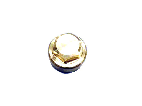 Threaded Brass Cover Nut